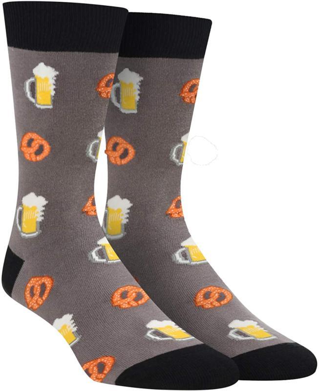 men s funny food fruit socks crazy