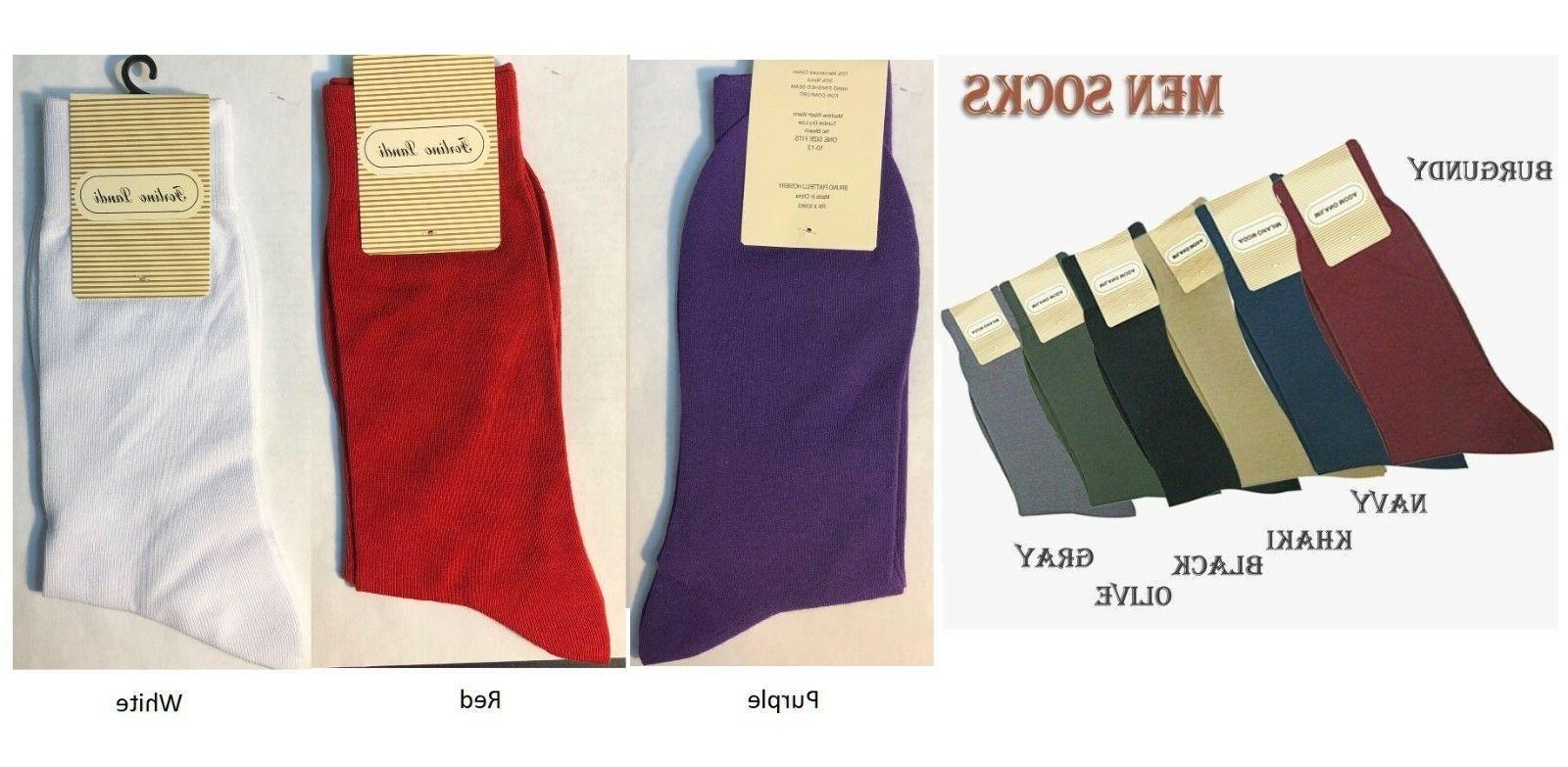men s high quality solid color dress