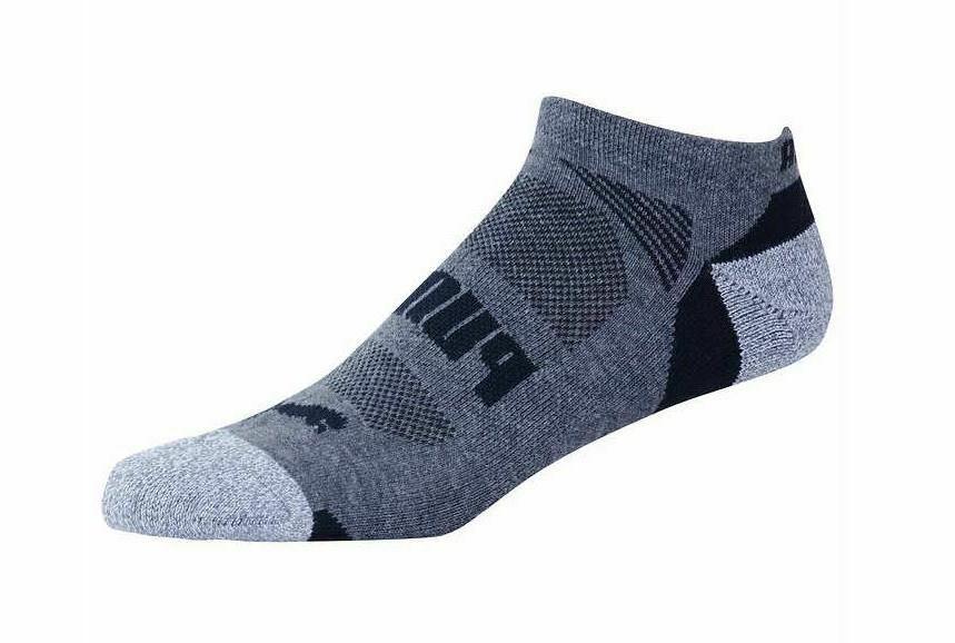 Puma Men's Show Low Ankle Socks, 8-pair Color Size