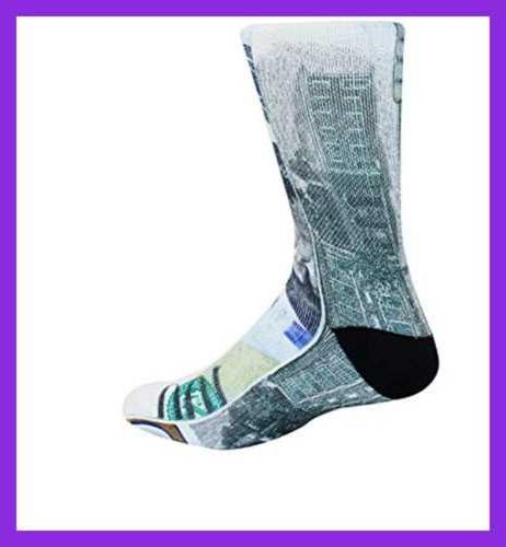 3D Socks Dollar S
