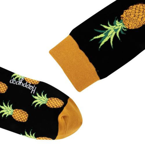 Zmart Funky Pineapple Crew Cool Funny Tropical