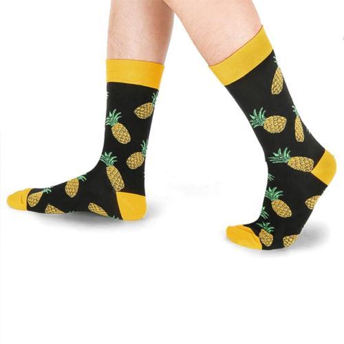 Zmart Funny Crew Socks Cool Funky Dress