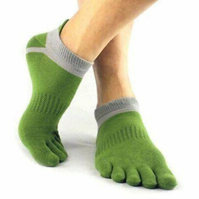 Men's 5 Socks Non Massage Exercise