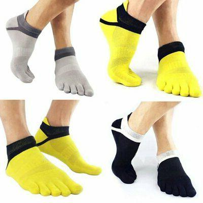 5 Toe Socks Sport Non Massage Full Exercise USA