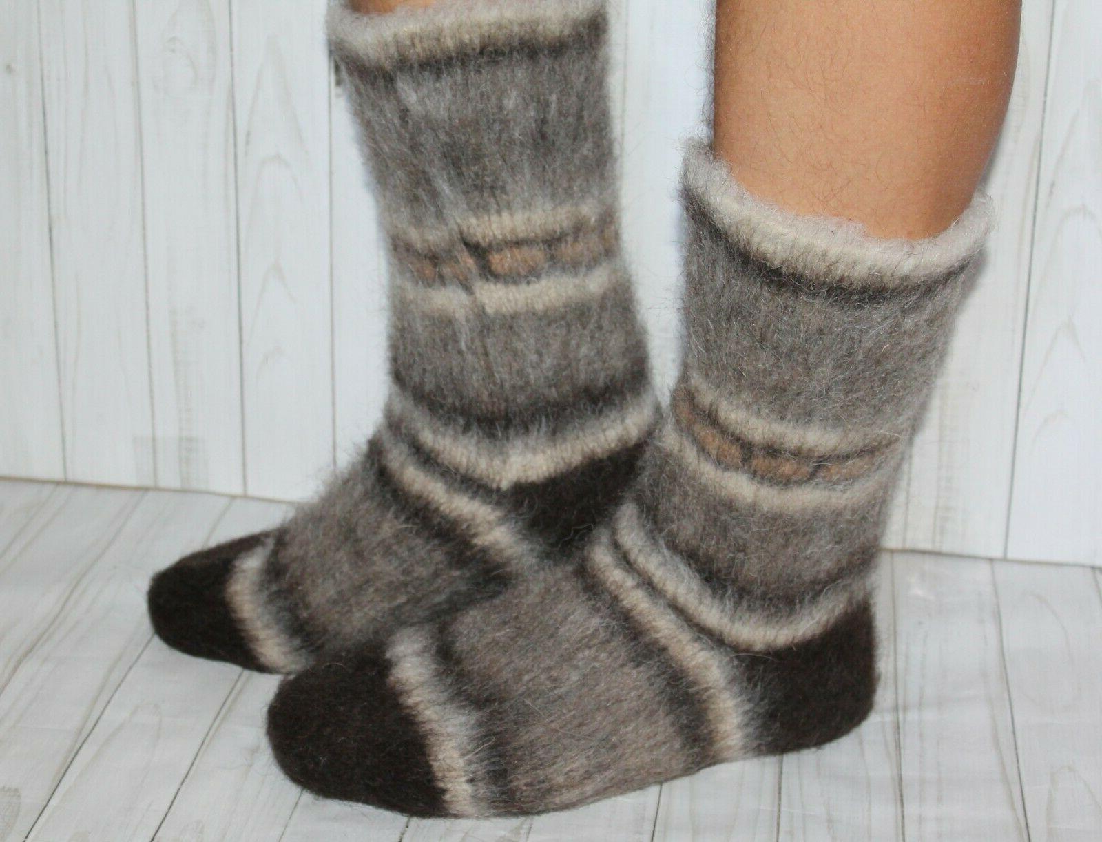 MEN's  SOCKS SUPER THICK 100% SHEEP WOOL merino warm heavy s
