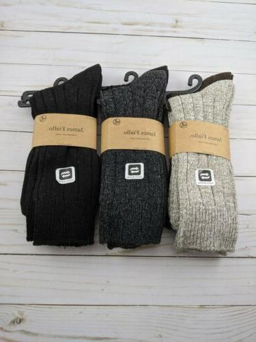 men s wool blend boot sock 6
