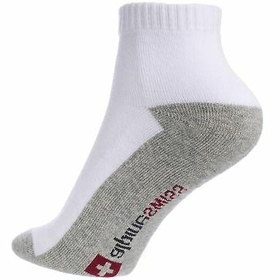 Alpine Swiss Pack Cut Sock Shoe 6-12