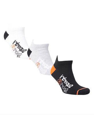 mens coolmax ankle sock 3 pack