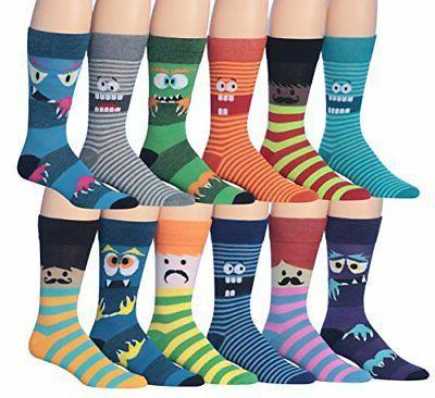 James Fiallo Mens  Dress Socks