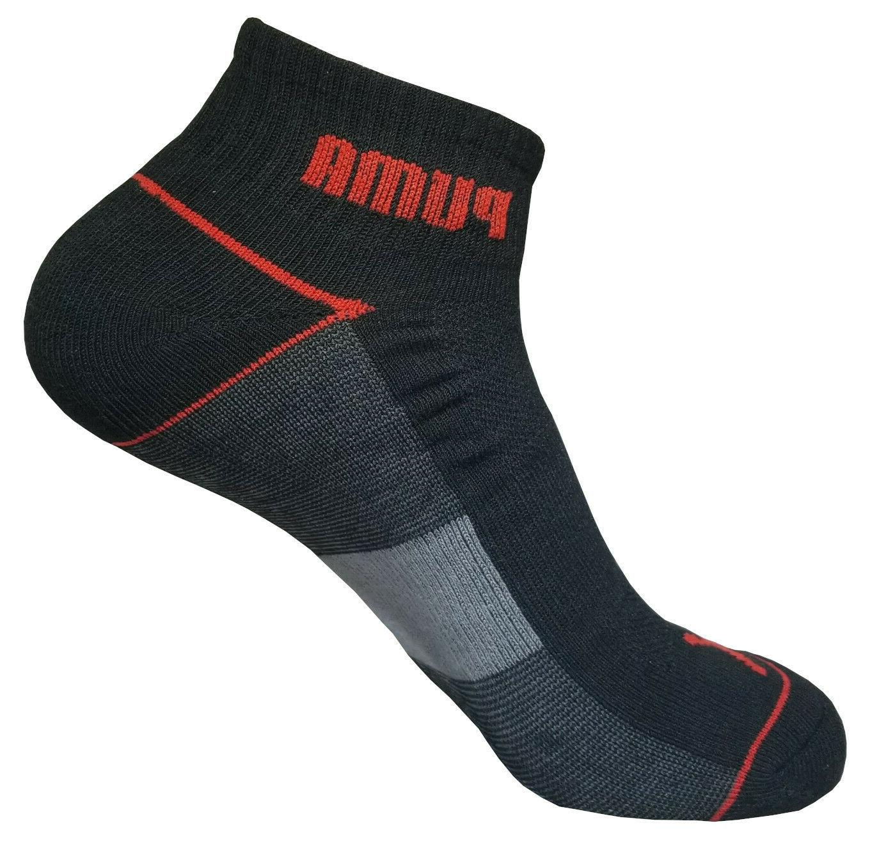 mens quarter ankle socks 6 pairs socks size 6-12