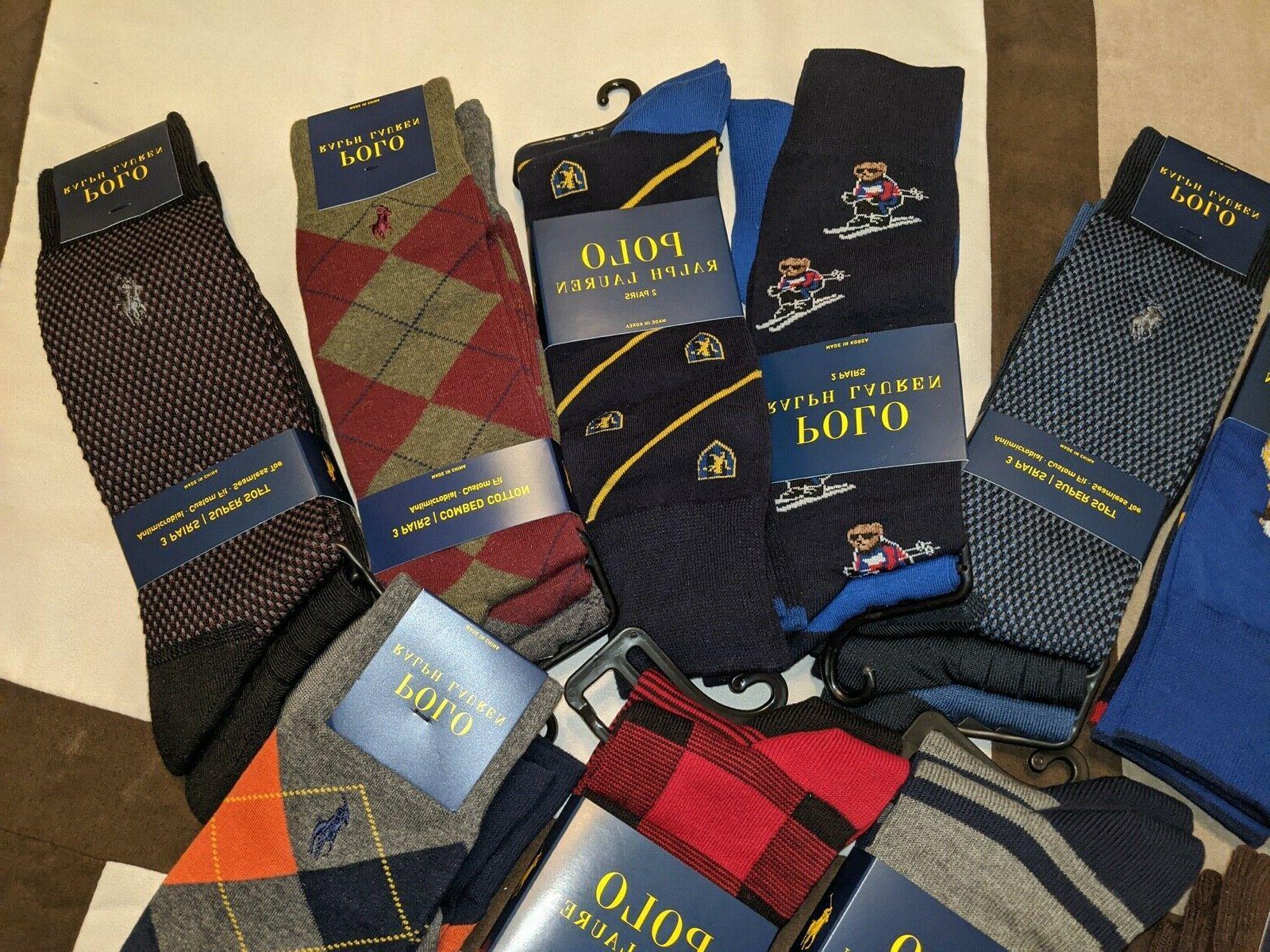 Polo Ralph Mens Socks
