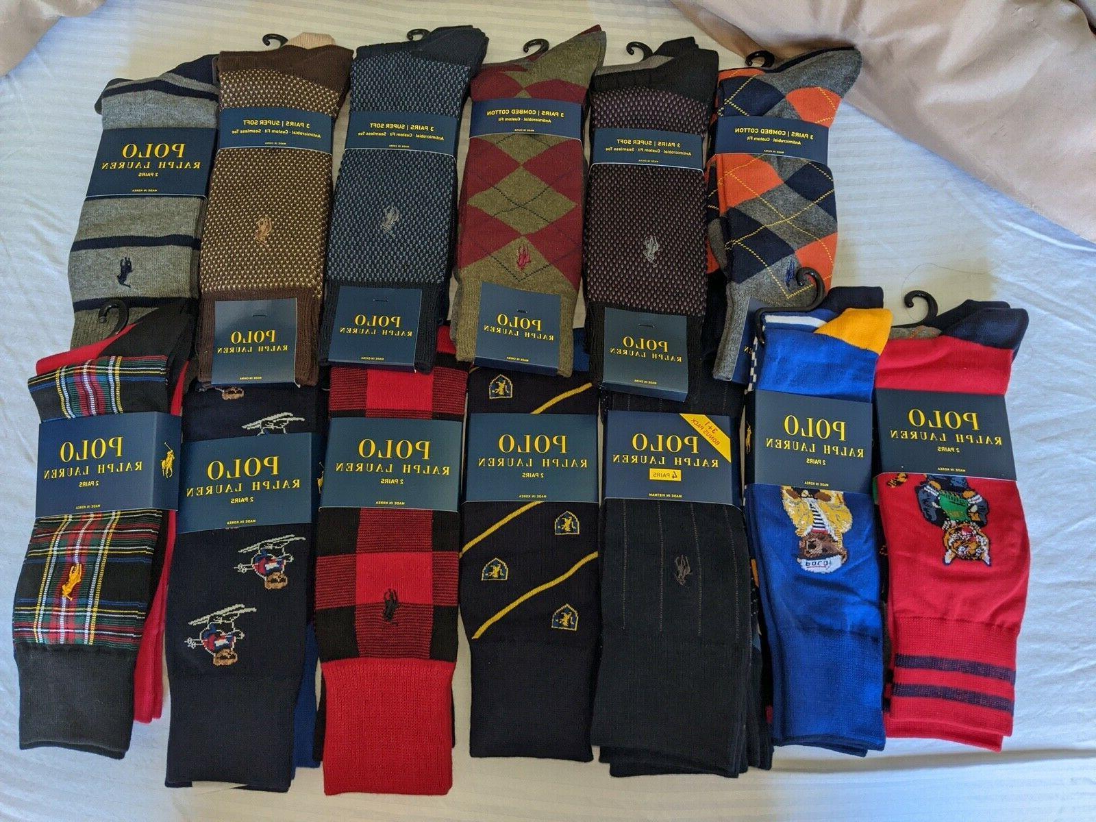 Polo Ralph Lauren Mens Socks