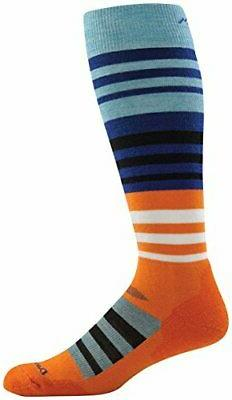 Darn Tough Merino Wool Ski Over-the-Calf Ultralight Socks Me