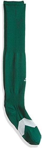 adidas Metro IV OTC Soccer Socks, Collegiate Green/White/Cle