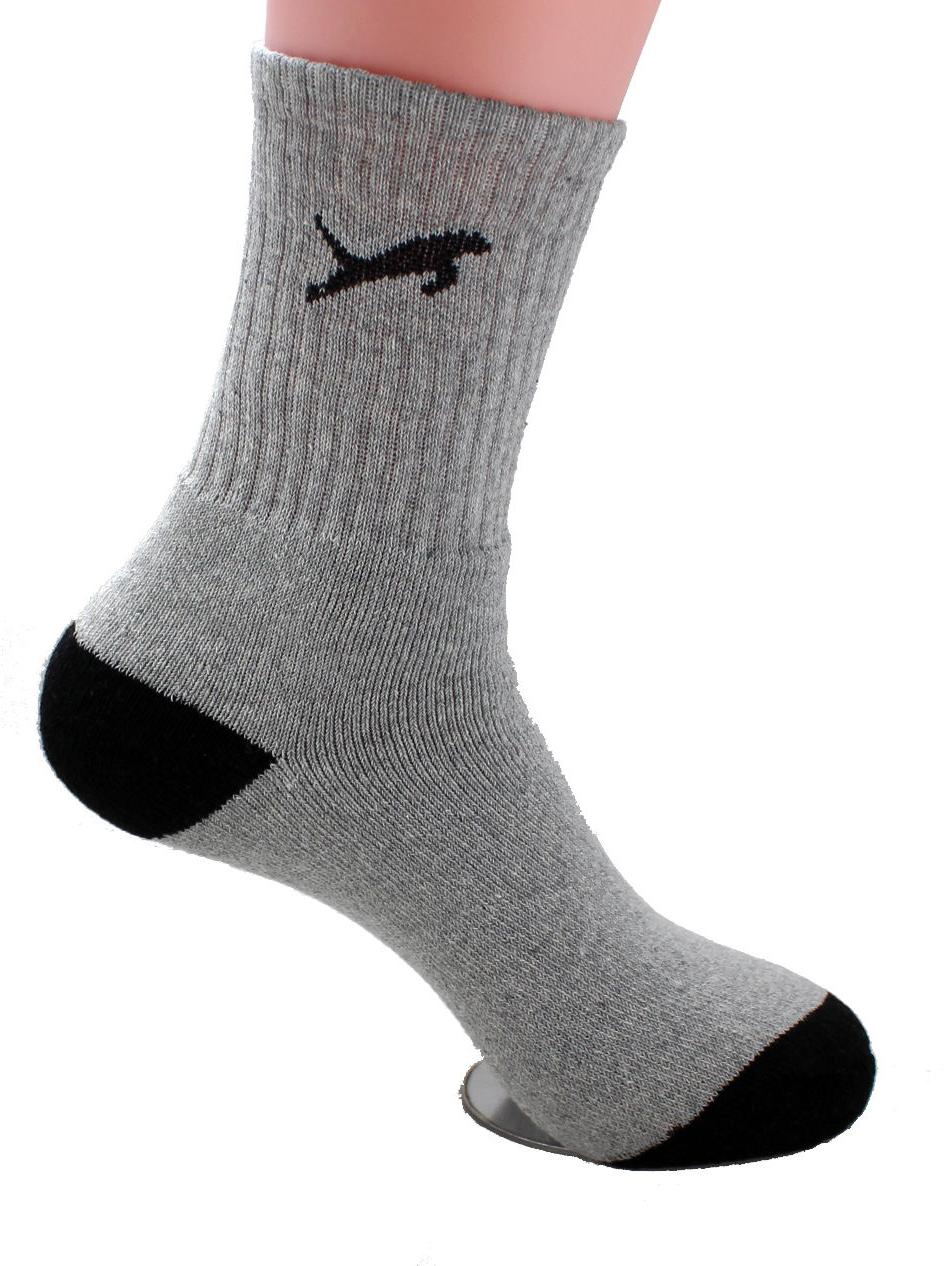 New Pairs Sports Crew Socks Size 9-11