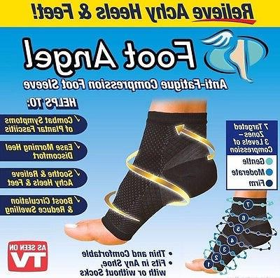 NEW Foot Compression 1~4 SLEEVE Fasciitis Anti Fatigue