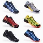 New Men's Salomon Speedcross 4 Athletic Sneakers Running Out
