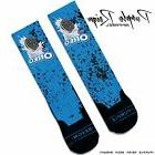 NIKE AIR RETRO JORDAN V 5 OREO Custom Premium Socks  BEL-AIR