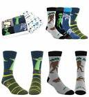 novelty crew socks women men combed cotton