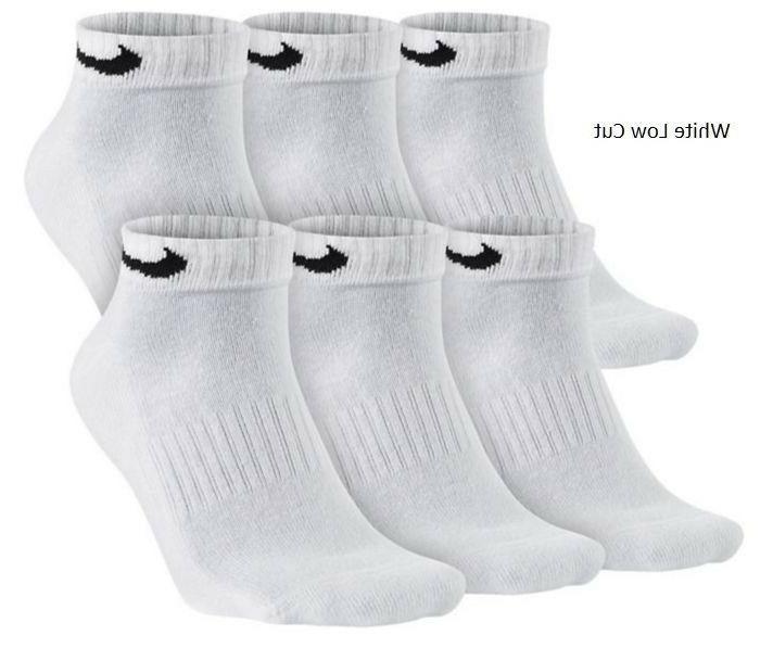 Nike Performance Socks MEN'S SIZE 8-12 CUSHIONED
