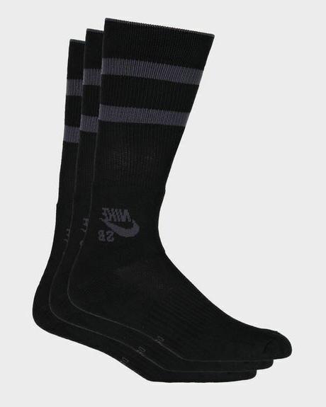 sb skateboarding men s crew socks pack
