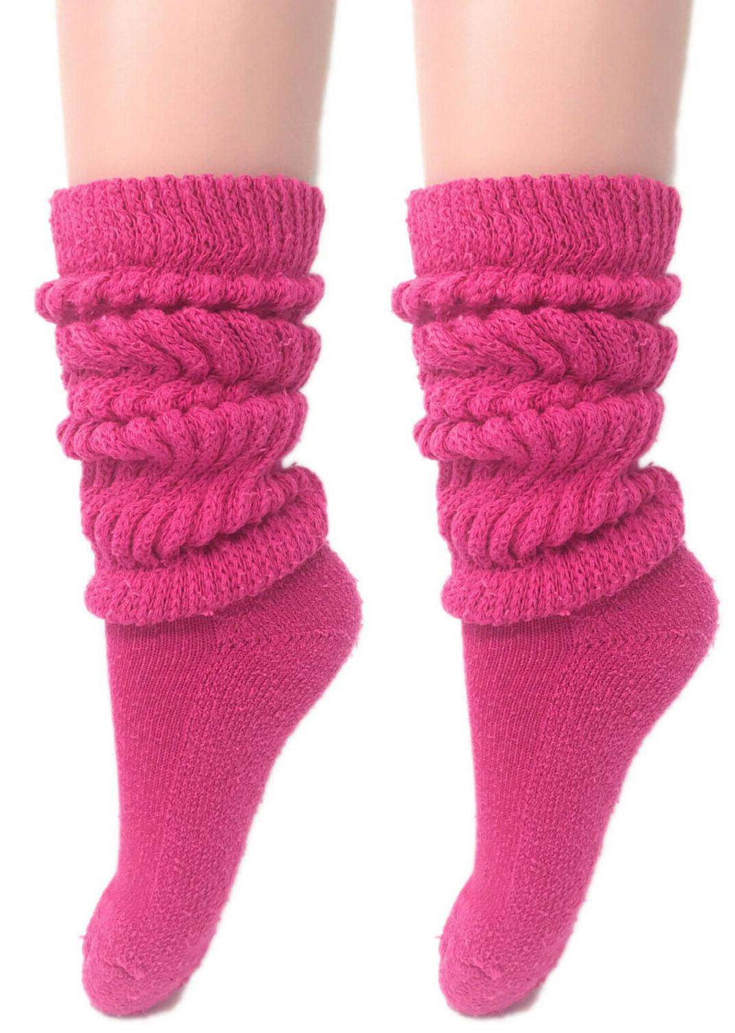 slouch socks women and men extra tall