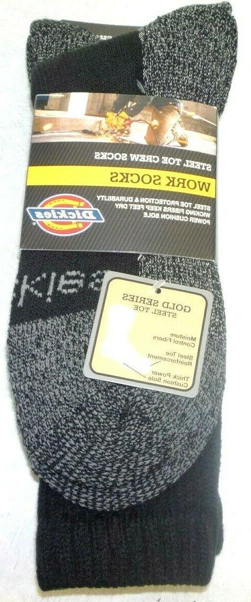 steel toe crew socks