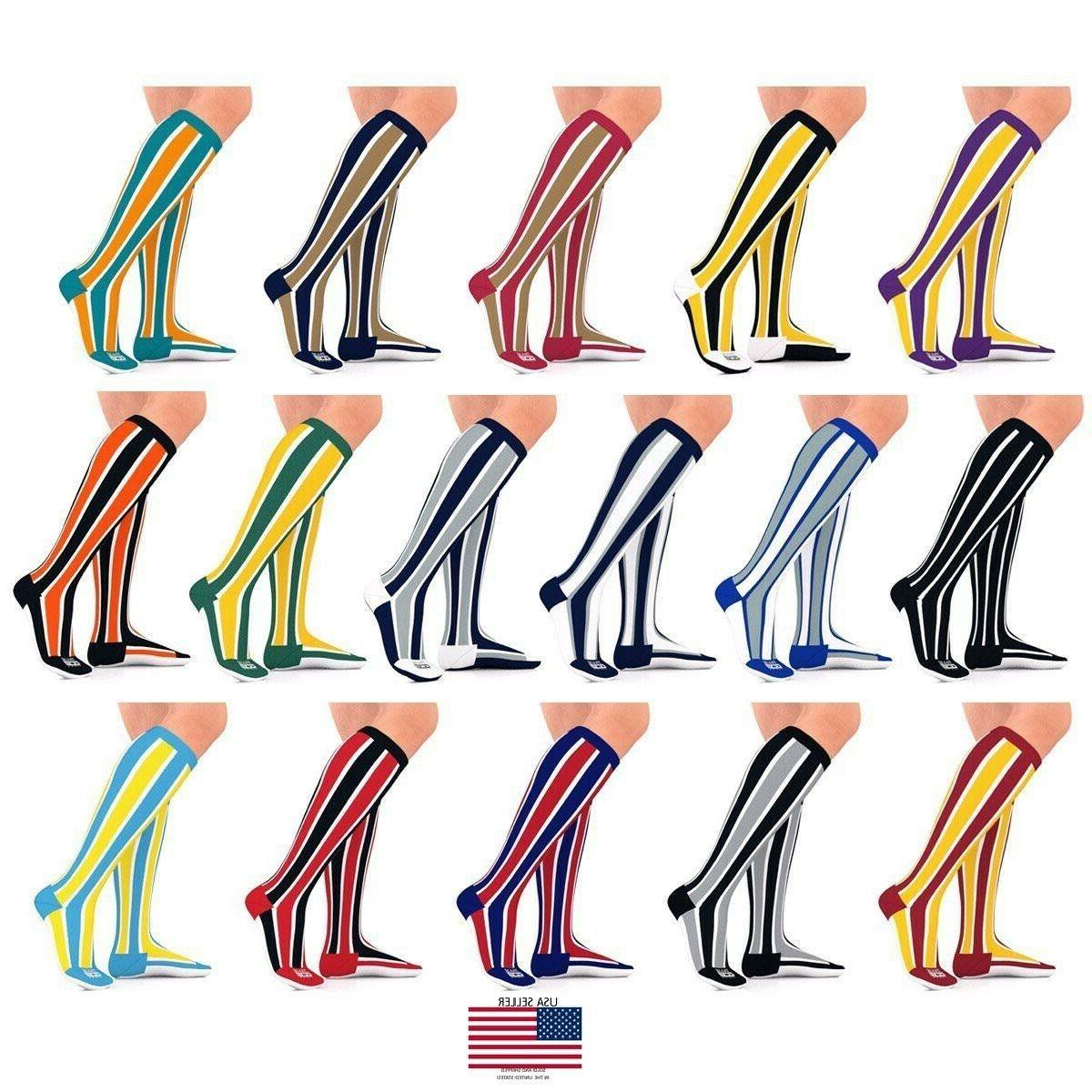team sports compression socks for men