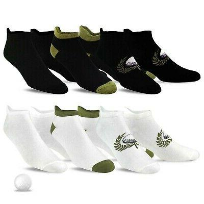 teehee men s golf socks no show