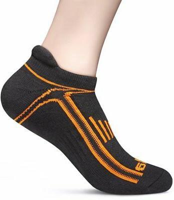 TM-MZS05-KGX_L Men's Atheltic Socks Cushioned