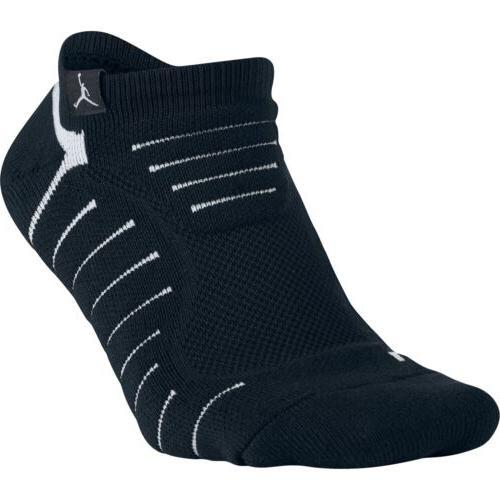 Jordan Ultimate Flight Ankle Men's Socks Black/White sx5420-