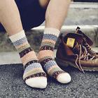 4 Pairs Men's Wool Mixture Angora Cashmere Warm Soft Thick C