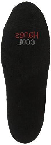 Hanes Cool Ankle Socks,