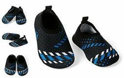 L-RUN Baby Water Shoes Barefoot Skin Aqua Sock Swim Shoes fo