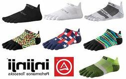 Injinji Lightweight No-Show Performance 2.0 Run Toe Socks XT
