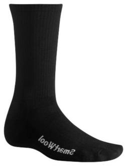 SmartWool Liner Crew Hiking Socks - X Large - Black