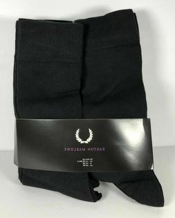 Easton Marlowe Black Socks 6 Pairs