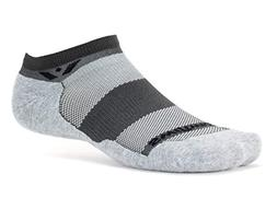 Swiftwick - Maxus ZERO, No-Show Socks for Running and Golf,