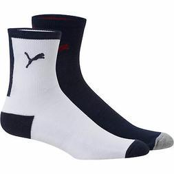 Licence Men's 2pk Crew Men Socks - 2-Pack New