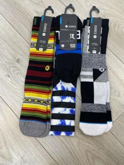 eb445da41 Editorial Pick STANCE MEN'S ATHLETIC SOCKS SIZE LARGE