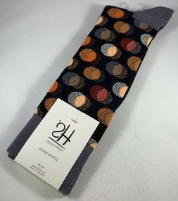 MEN'S HAPPY SOCKS BRIGHT COLORFUL POLKA DOT PATTERN DRESS SI