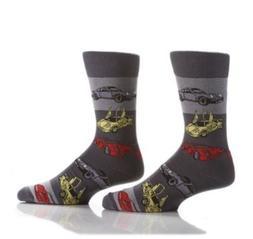 Men's YO SOX FUN!  Exotic Cars Novelty Socks