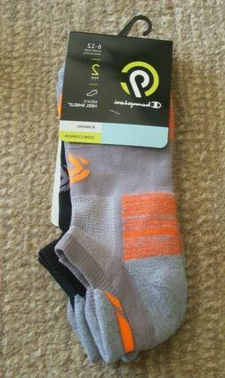 Champion Men's Heel Shield Ultra Light Running Socks 2 Pair