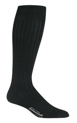 Boardroom Socks Men's Merino Wool Over the Calf Dress Socks