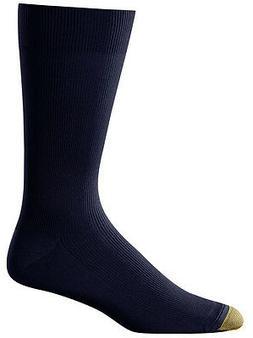 Gold Toe Men's Metropolitan Crew Dress Socks - 3 Pack