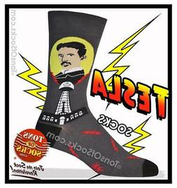 Men's Nikola Tesla Socks