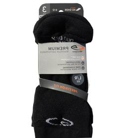 C9 By Champion® Men's Premium black no show sock DUO DRY FI