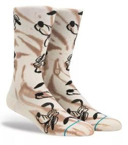 "STANCE Men's Socks Disney Pluto ""PLUTO DAZE"" Cotton M Medium"