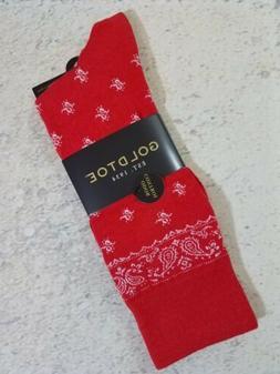 Gold Toe Men's Socks Microfiber Nylon Black Lot of 3  Size 6