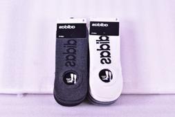 Men's Adidas Superlite Liner Super No Show Socks - 6 Pair- C